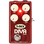 T-Rex Engineering Diva Drive Overdrive Pedal