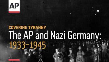 Relatório da AP sobre a cobertura da Alemanha Nazista (em inglês)