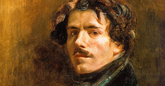The Great French Artist Eugène Delacroix on Self-Doubt, Idea-Ambivalence, and the Cure for Procrastination