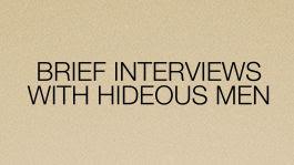 Brief Interviews with Hideous Men | filmes-netflix.blogspot.com