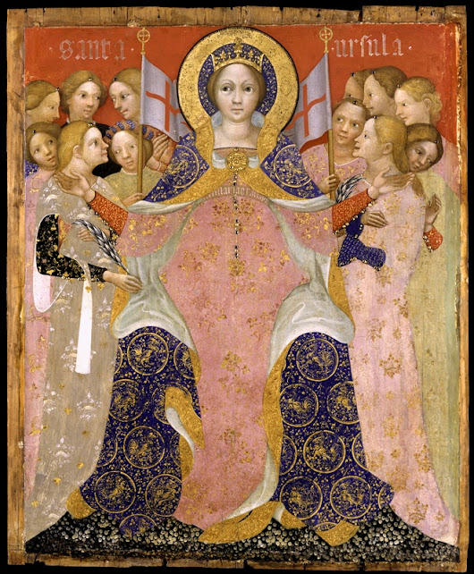 Saint Ursula: A Story of Courage