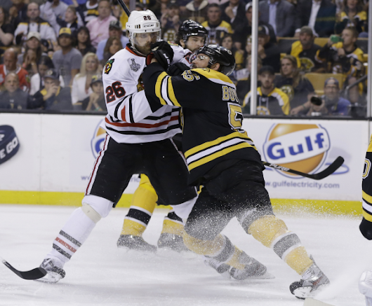 Stanley Cup Final: Bruins at their mighty best in Game 3 shutdown of Blackhawks