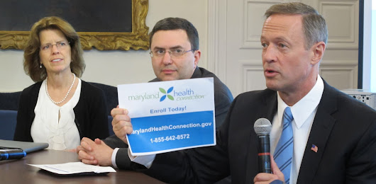 After last day to enroll, Md. will begin health exchange redo