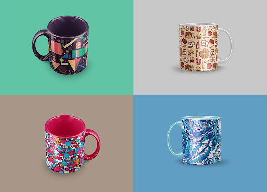Download Coffee Mug Mockup PSD Free Download - Download PSD