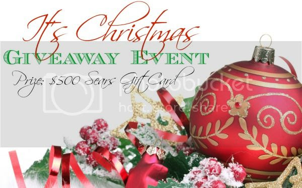Its Christmas Giveaway