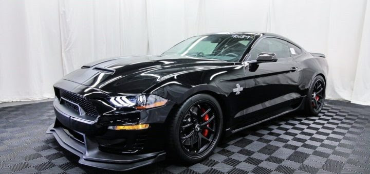 Buy This 2019 Shelby Super Snake Before Its Too Late