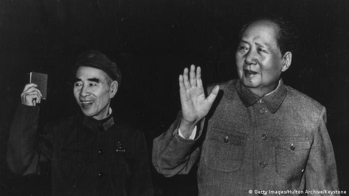 Resultado de imagen de lin biao and mao
