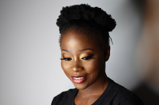 Pictures From The Beauty Geek Makeup Masterclass With Bregha - Beauty Geek