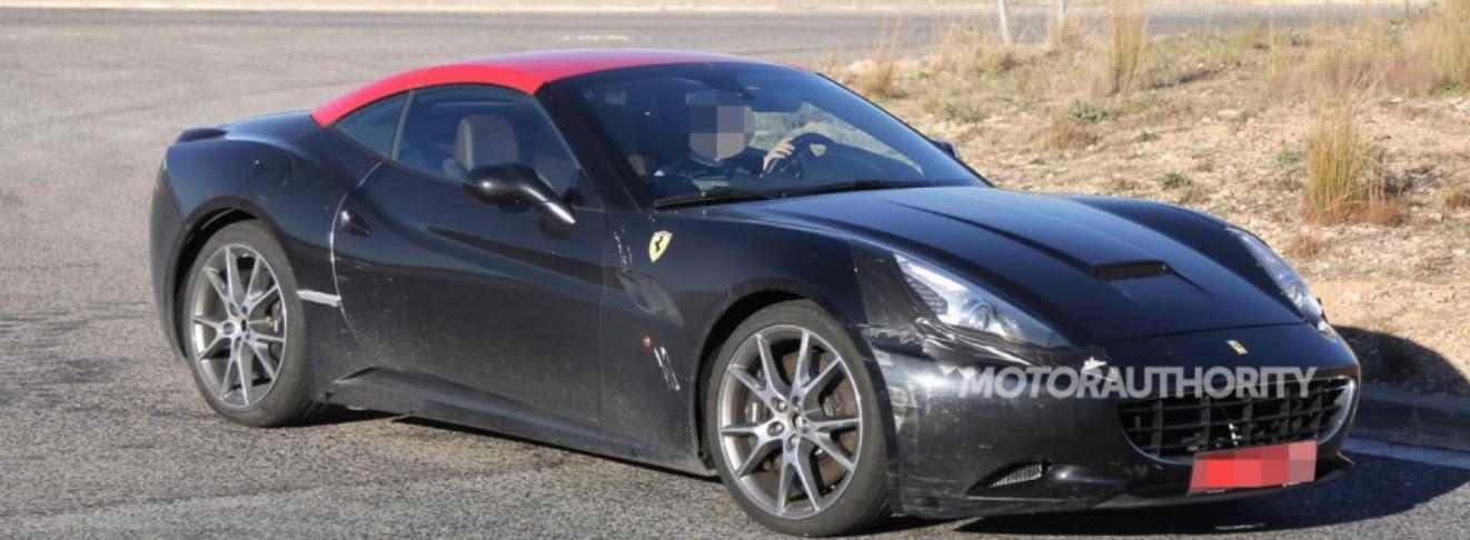 Ferrari SP FFX to Be Revealed in Full - Ultimate Car Blog