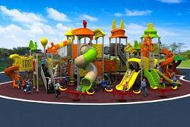 How children benefit from Kids Playground Equipment ?