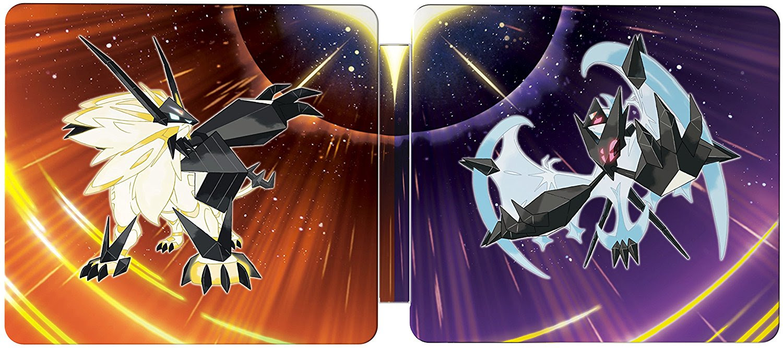 Pokemon Ultra Sun and Moon get an Amazon exclusive Steelbook screenshot