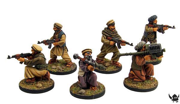 Afghan Guerrillas