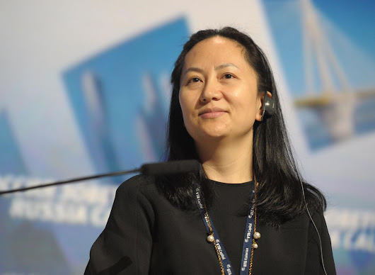 Canada arrests Huawei's global chief financial officer in Vancouver