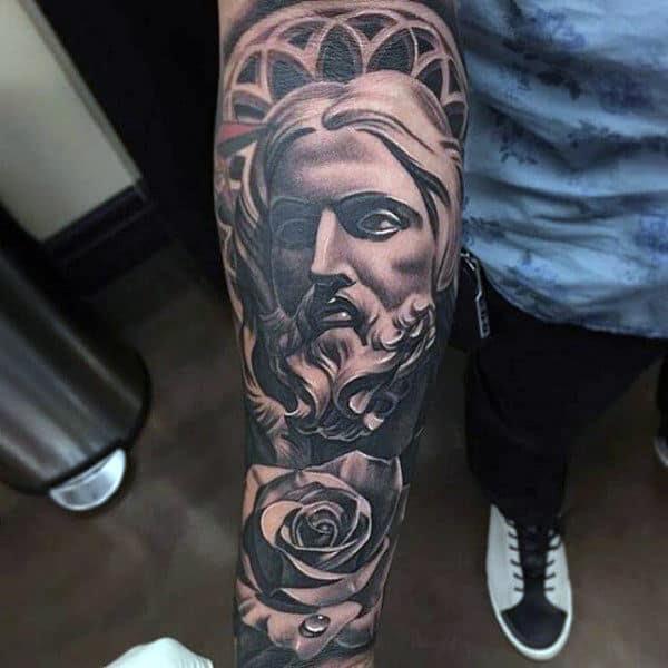Top 100 Religious Tattoo Ideas — ️ 2020 Trend Update