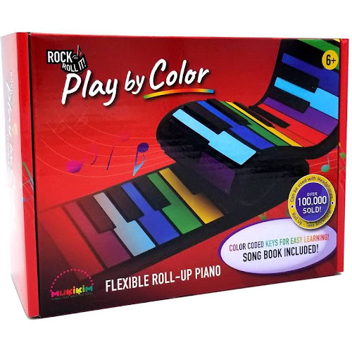 Mukikim Rock and Roll It Play by Color Piano