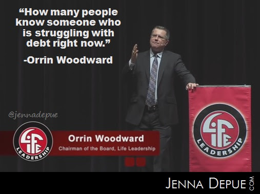 LIFE Leadership: Financial Matrix Viral Marketing by Orrin Woodward • Jenna Depue's Blog