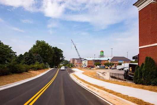 Traffic adjustments improve access, safety for drivers and pedestrians | Liberty University