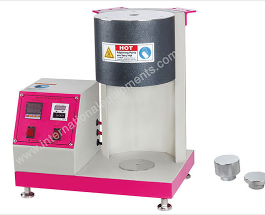 Melt Flow Index Tester,Manufacturers and suppliers of Melt Flow Index Testers in India