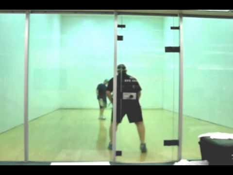 How to Play Racquetball – Game Play Analysis for Joe