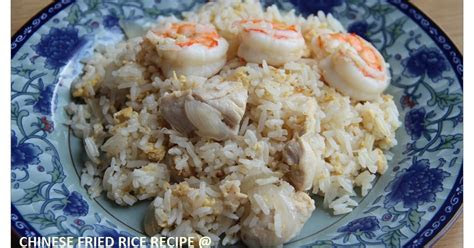 mikahaziq resepi nasi goreng cina