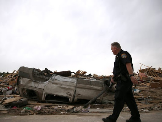 Truck carried 27 miles by tornado in Arkansas