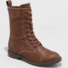 Women's Universal Thread Cassandra Combat Boots