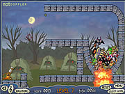Jogar Roly poly cannon bloody monsters pack Jogos