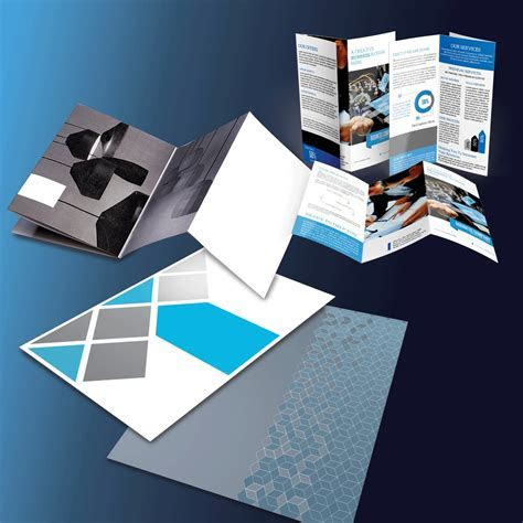 Brochure Printing in Singapore   Cheap Flyer Printing