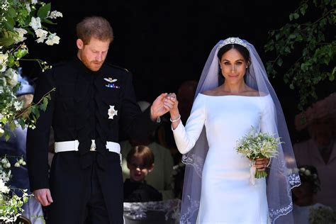 Prince Harry and Meghan Markle's Wedding After Party