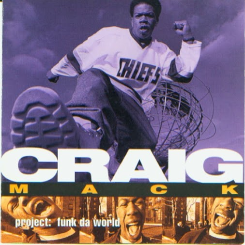 Today in Hip Hop History: Craig Mack released his debut album Project: Funk Da World September 20, 1994...