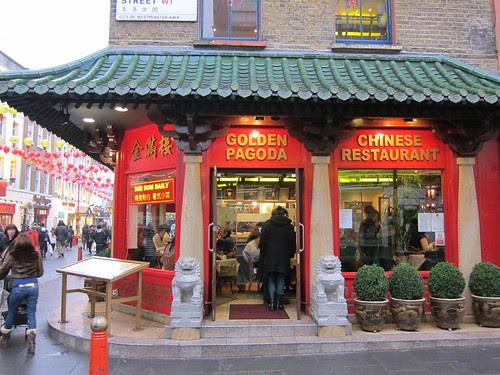 Golden Pagoda, Chinatown