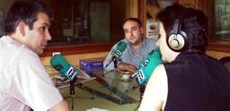 Onda Cero emitió durante el puente del Apóstol su programación habitual. Óscar Rey y José Manuel Fer