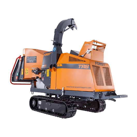 Wood Chipper Hire | Hire From The Experts At Cambrian