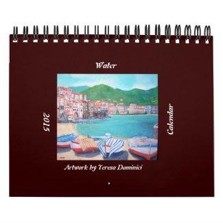 Water 2015 Calendar