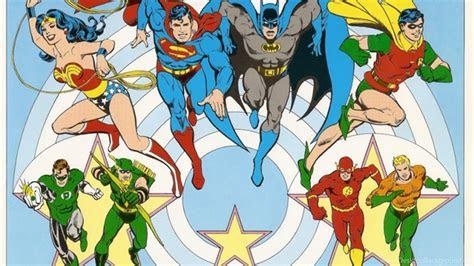 dc comics justice league superheroes comics wallpapers