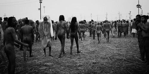 The World Of Naga Sadhus Shahi Snan Maha Kumbh Allahabad Feb 2013 by firoze shakir photographerno1