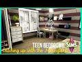 sims 3 modern bedroom ideas
