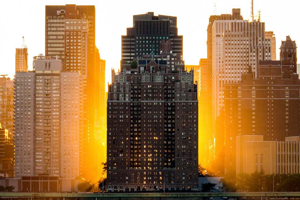 Манхеттенський захід