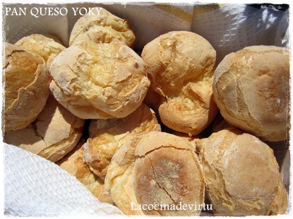 Bolas de queso YOKI