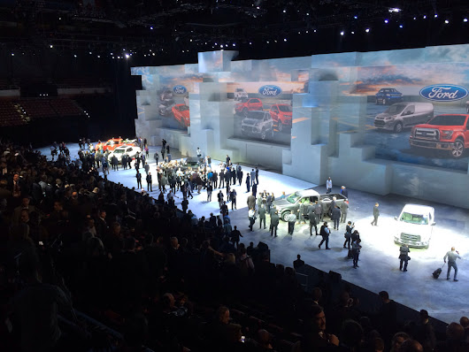 Ford at the North American International Auto Show |