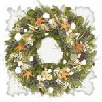 Coastal Wreaths Welcome Guests in Style | The Daily Wave