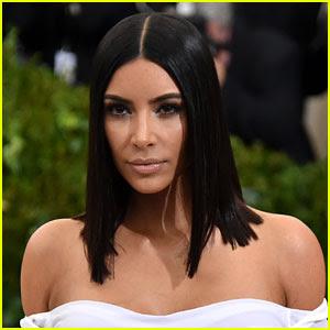 Kim Kardashian Proves White Lines Aren't Cocaine in New Video