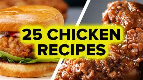 chicken recipes youtube