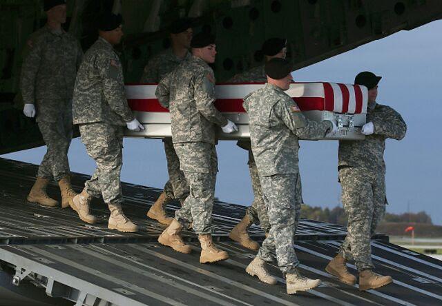 <p>Fallen.</p>  Photographer: Mark Wilson/Getty Images