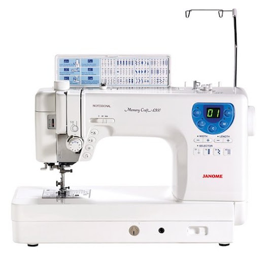 Huge Janome Sewing Machine Giveaway