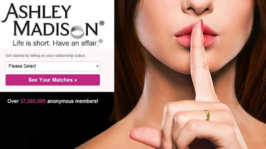 Hackers Threaten to Expose 37 Million Cheating AshleyMadison Users