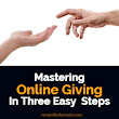 Online Giving Platforms - Mastering Online Giving In Three Easy Steps