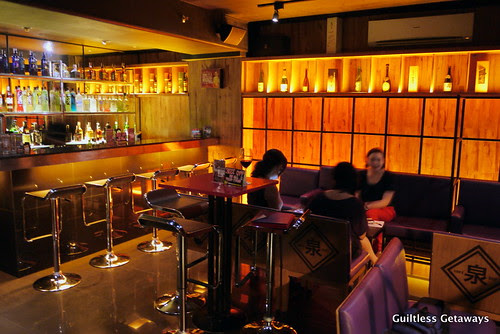 Izumi Sake Bar and Restaurant in Fort Bonifacio, Taguig Japanese food