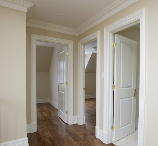 Internal Wooden Doors Glazed or Solid Wood