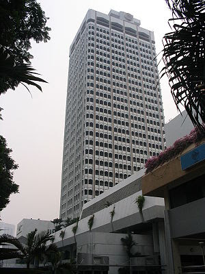 The Kuala Lumpur City Hall (Dewan Bandaraya Ku...